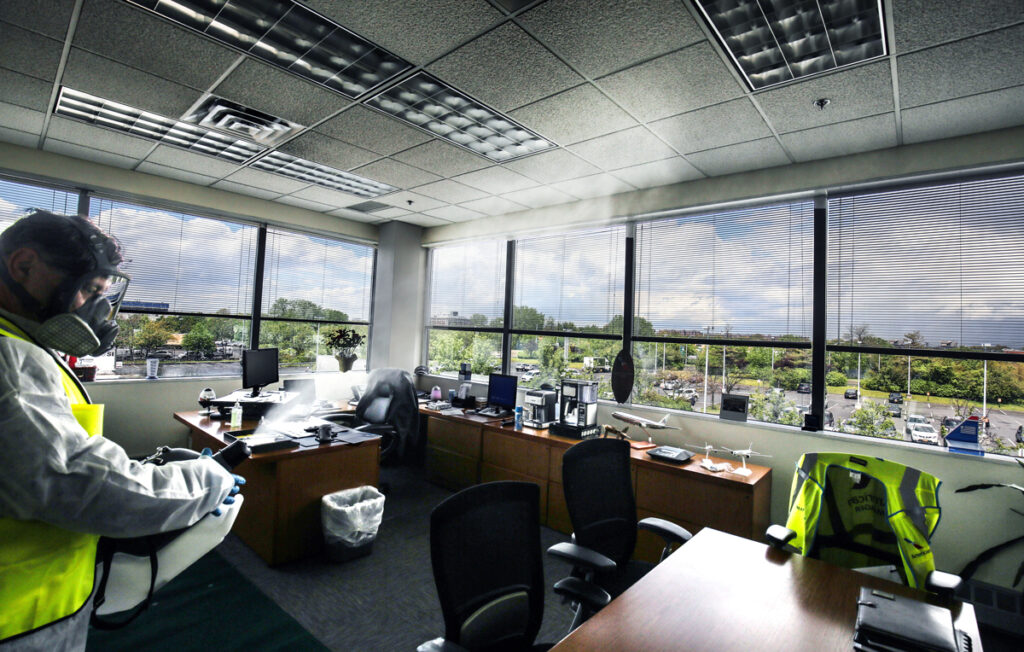 5 Reasons to Get an Office Cleaning That Is Specifically Designed for COVID-19