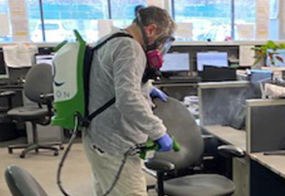 COVID-19 Preventative Disinfecting and Cleaning